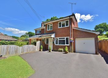 Thumbnail 3 bed semi-detached house for sale in Ellisfield, Basingstoke