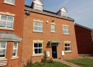 Thumbnail 4 bed town house to rent in Farzens Avenue, Chase Meadow Square, Warwick