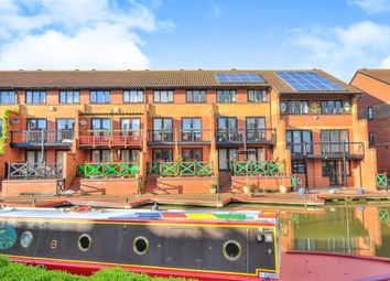 Thumbnail 4 bed town house for sale in Skeats Wharf, Pennyland, Milton Keynes