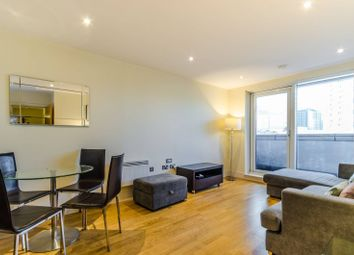Thumbnail 2 bed flat to rent in Wharfside Point South, Canary Wharf