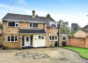 Thumbnail 4 bed detached house for sale in Portsmouth Road, Camberley, Surrey