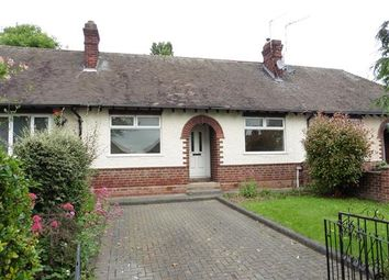 Thumbnail 2 bed bungalow for sale in Newthorpe Common, Newthorpe, Nottingham