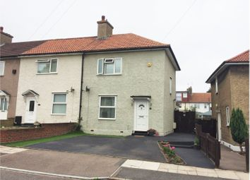 Thumbnail 3 bedroom end terrace house for sale in Camlan Road, Bromley
