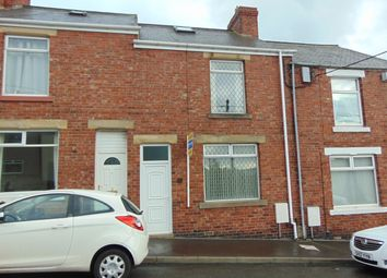 Thumbnail 3 bedroom terraced house for sale in Arthur Street, Ushaw Moor, Durham