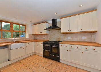Thumbnail 2 bed semi-detached house for sale in Church Road, Havenstreet, Ryde