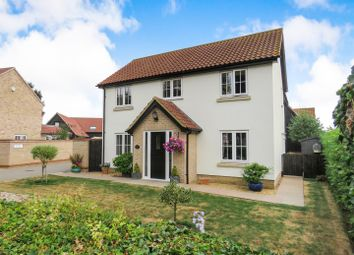 Thumbnail 4 bed detached house for sale in Ramsey Road, Ramsey Forty Foot, Ramsey, Huntingdon