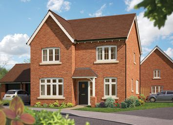 "Thumbnail 4 bedroom detached house for sale in ""The Aspen "" at Lynchet Road, Malpas"