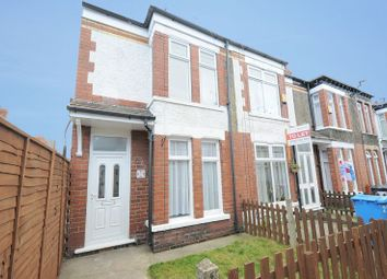 Thumbnail 2 bedroom end terrace house to rent in Salisbury Gardens, Raglan Street, Hull