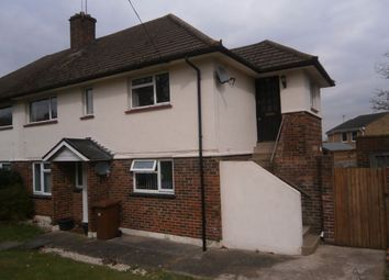 Thumbnail 2 bed maisonette to rent in Duchess Of Kent Drive, Chatham