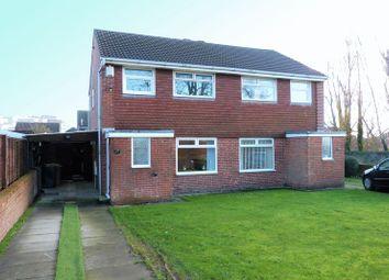 Thumbnail 3 bedroom semi-detached house to rent in St. Walburge Avenue, Ashton-On-Ribble, Preston