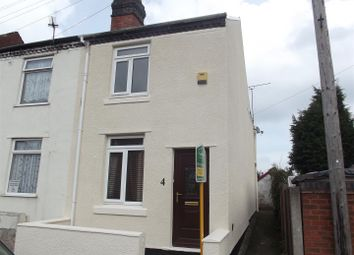 Thumbnail 2 bed terraced house to rent in Heath Street, Hednesford, Cannock.