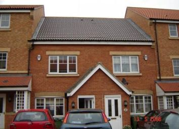 Thumbnail 3 bed property to rent in Redgrave Close, St James Village, Gateshead, Tyne And Wear