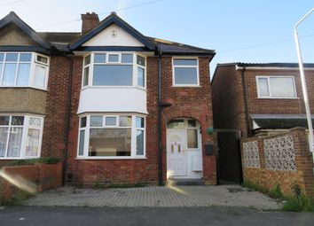 Thumbnail 3 bed semi-detached house for sale in Kenneth Road, Luton