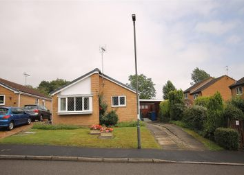 Thumbnail 2 bed detached bungalow for sale in Highland Road, New Whittington, Chesterfield