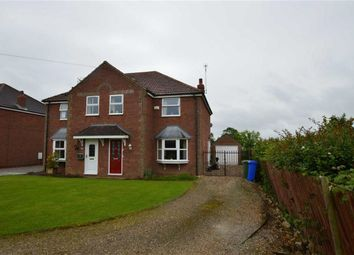 Thumbnail 3 bed semi-detached house for sale in Parklands, Beeford, East Yorkshire