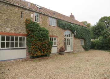 Thumbnail 4 bed barn conversion to rent in Private Lane, Lincoln
