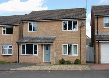 Thumbnail 3 bed detached house for sale in Jubilee Close, Long Buckby, Northampton
