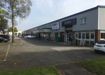 Thumbnail Industrial to let in Greenhill Industrial Estate, Kidderminster