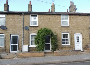 Thumbnail 2 bed terraced house to rent in Priory Road, Downham Market
