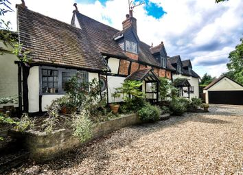 Thumbnail 5 bed cottage for sale in Westbrook End, Newton Longville, Milton Keynes
