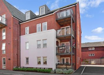 Thumbnail 2 bed flat for sale in John Rennie Road, Stockbridge, Chichester, West Sussex