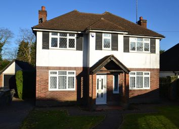Thumbnail 4 bed detached house to rent in Goodyers Avenue, Radlett