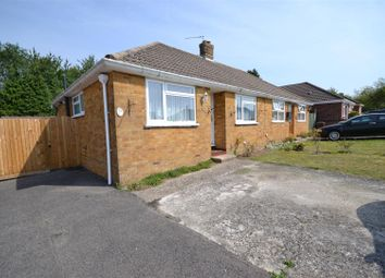 Denham Drive, Basingstoke RG22. 2 bed semi-detached bungalow