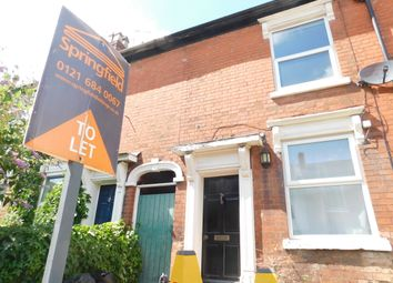 Thumbnail 2 bed terraced house to rent in High Street, Harborne, Birmingham