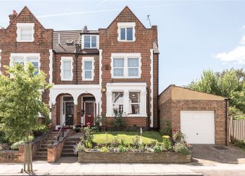 Thumbnail 6 bed semi-detached house for sale in Onslow Gardens, Highgate Borders, Muswell Hill, London