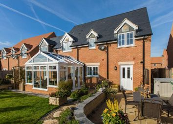 Thumbnail 4 bed detached house for sale in Ambrosden Court Close, Ambrosden, Bicester