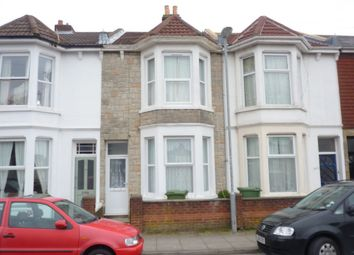 Thumbnail 5 bedroom terraced house to rent in Fawcett Road, Southsea