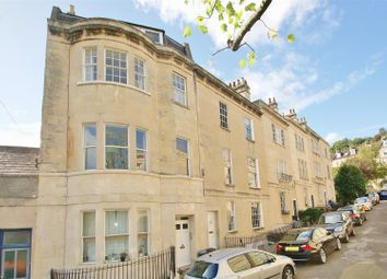 Thumbnail 2 bed flat for sale in Hanover Street, Bath
