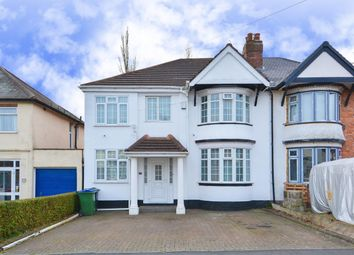 Thumbnail 5 bed semi-detached house for sale in Edward Road, Oldbury