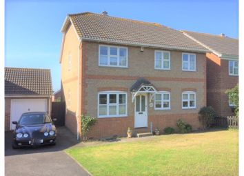 Thumbnail 4 bed detached house for sale in Commissioners Road, Strood