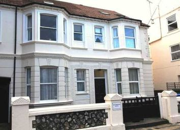 Thumbnail 1 bed flat to rent in Rowlands Road, Worthing