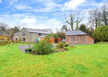 Thumbnail 4 bed detached house for sale in St. Neot, Liskeard, Cornwall