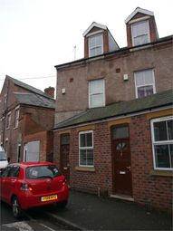 Thumbnail 5 bedroom terraced house to rent in Wilford Crescent West, The Meadows, Nottingham