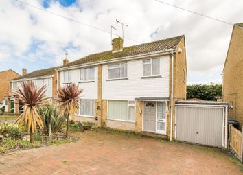 Thumbnail 3 bed semi-detached house for sale in Glenbervie Drive, Herne Bay