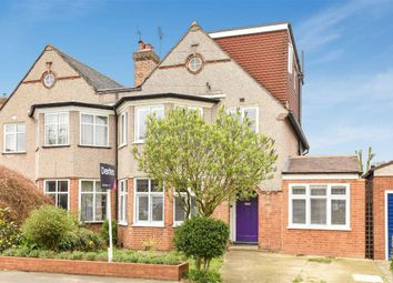 Thumbnail 6 bed semi-detached house for sale in Lingwood Gardens, Osterley, Isleworth