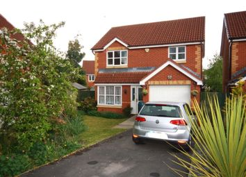 Thumbnail 3 bed detached house for sale in Langley Drive, Crewe