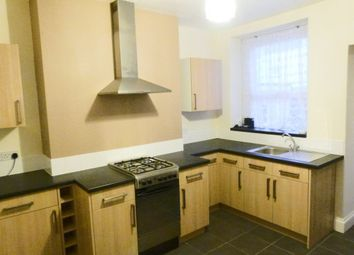 Thumbnail 2 bedroom terraced house to rent in Fleet Street, Keyham, Plymouth