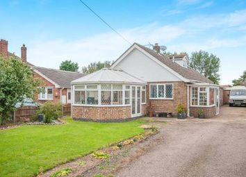 Thumbnail 4 bed bungalow for sale in Sea Road, Chapel St. Leonards, Skegness, Lincolnshire