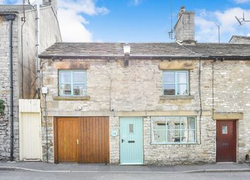 Thumbnail 3 bed end terrace house for sale in Church Street, Tideswell, Buxton