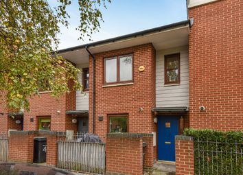 Thumbnail 2 bed end terrace house for sale in Leather Road, London