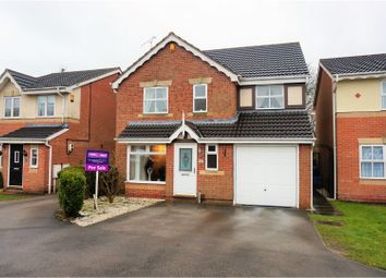 Thumbnail 4 bed detached house for sale in Franderground Drive, Kirkby In Ashfield, Nottingham