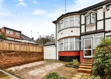 3 bed semi-detached house for sale in Fursby Avenue, West Finchley N3