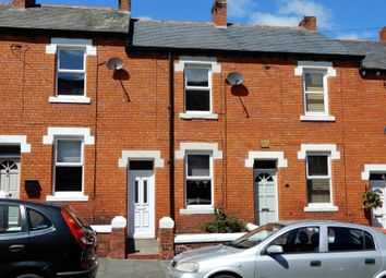 Thumbnail 2 bed terraced house for sale in 8 Leatham Street, Carlisle, Cumbria
