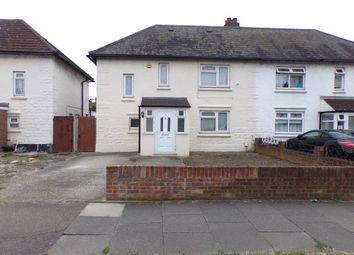 Thumbnail 3 bedroom property to rent in Ingrebourne Road, Rainham