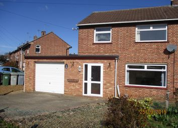 Thumbnail 3 bed semi-detached house to rent in Queens Road, Oakham