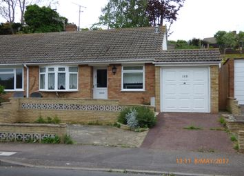 Thumbnail 2 bed bungalow to rent in The Knole, Faversham